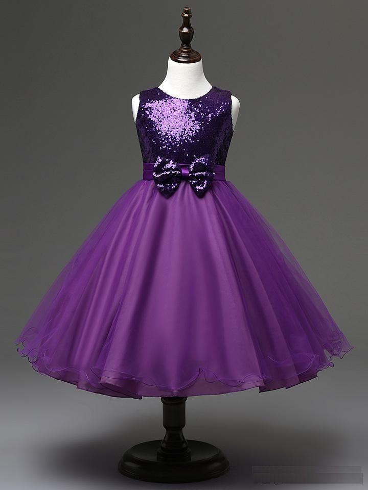 Online Cheap 3 13yrs Teenage Clothing Christmas Girl Dress Summer ...