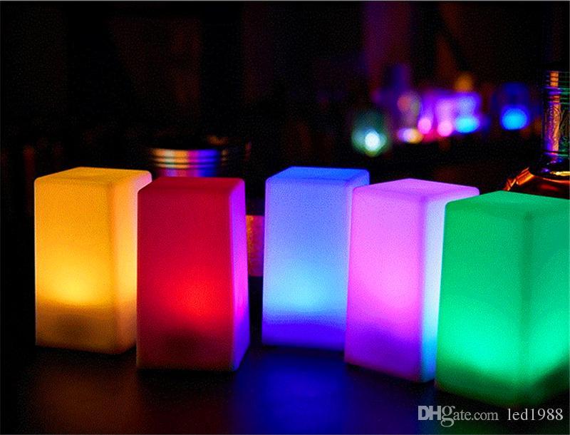 Illuminazione Tavoli Ristorante : Acquista led bar carica lampada creative ristorante cafe mobile