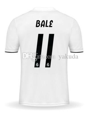 66d17ca34 With Champion Patch 18-19 Thai Quality Customized 7 RONALDO 11 BALE ...