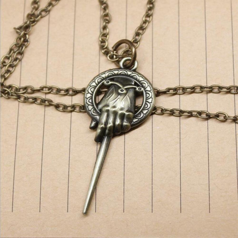 Game of Thrones Tyrion Lannister Pendant with Chain