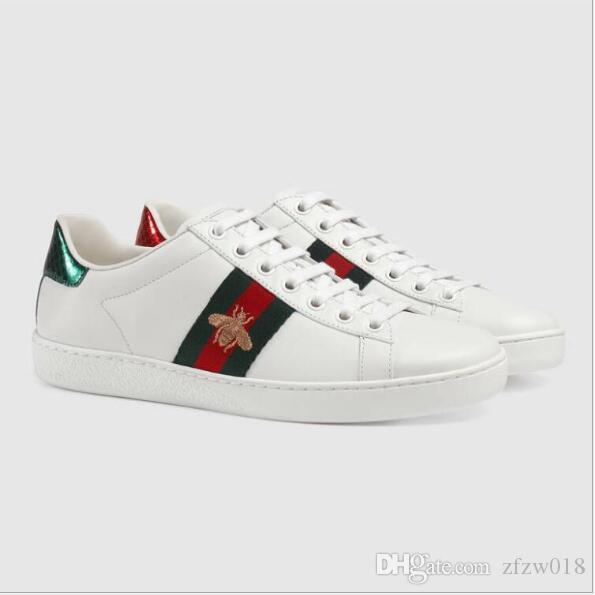 afe4a2d2387 DHL SHIP mens Casual shoes Superstar Small bee Female Flat Shoes Women  Zapatillas Deportivas Mujer Lovers Sapatos Femininos Designer SHOES