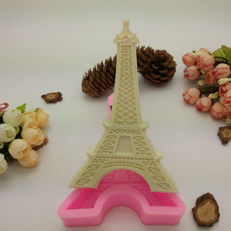Eiffel tower Cake Template