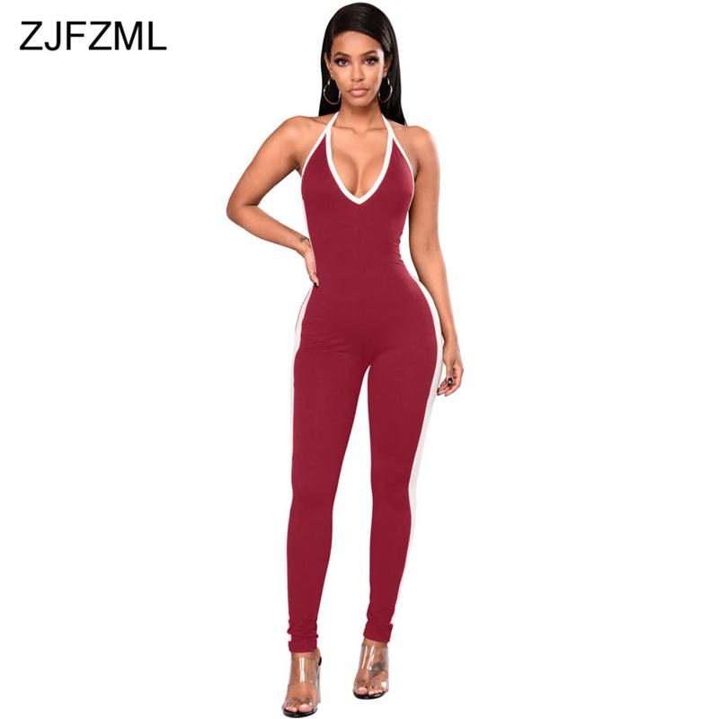 Sexy one piece jumpsuit