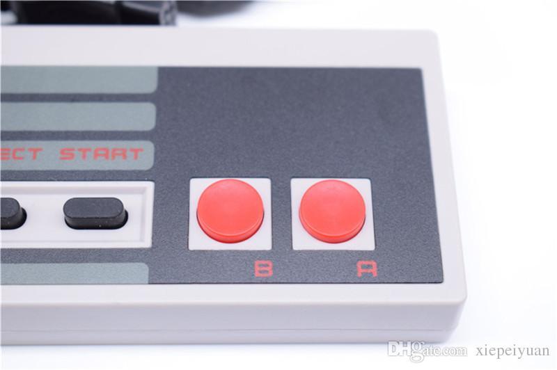 20X DHL وصول جديد البسيطة TV حدة تحكم لعبة فيديو محمول للألعاب متنوعه لوحات المفاتيح مع boxs التجزئة الساخن بيع B-GB