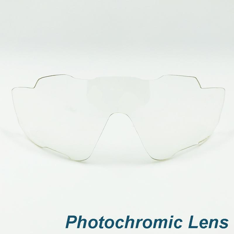 a00f2aa2c4c Photochromic Lens for Jaw Breaker Cycling Sun Glasses Color Changing ...