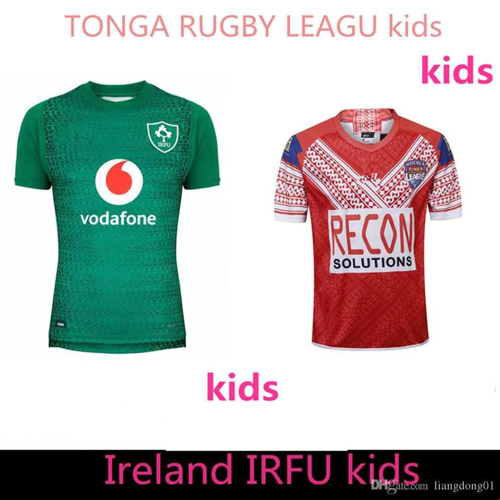 Compre 2018 2019 Irlanda Rugby Niños Jerseys Irlandés IRFU NRL Munster City  Rugby 18 Liga Leinster Camiseta Alternativa 18 19 Camisetas Irlandesas  Ulster A ... a5608b1fb83ba