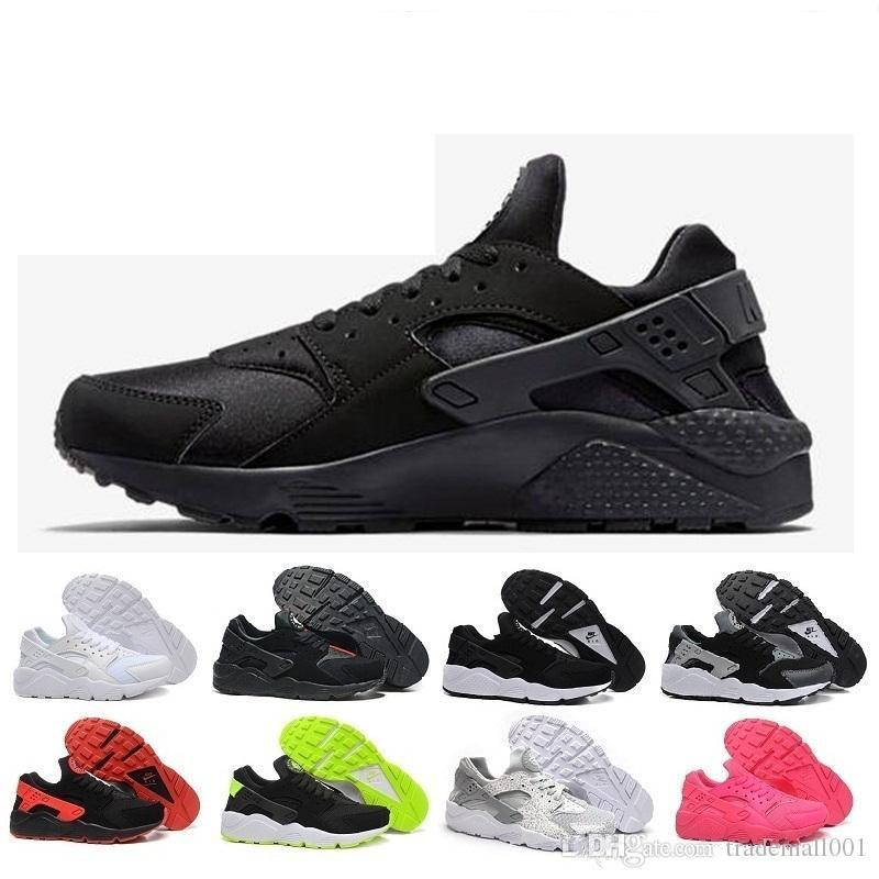 Acquista Nike Air Max Huarache Vapormax 2018 Nuovo Progettista Huarache 4  IV Scarpe Casual Donna Uomo Leggero Air Huaraches Sneakers Sport Atletica  ... 7ac7eddbb4e