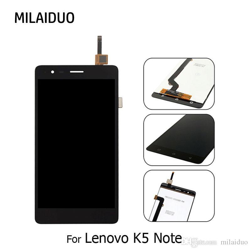 Для Lenovo K5 Примечание K52T38 A7020 ЖК-дисплей + 100% тестирование  сенсорный экран