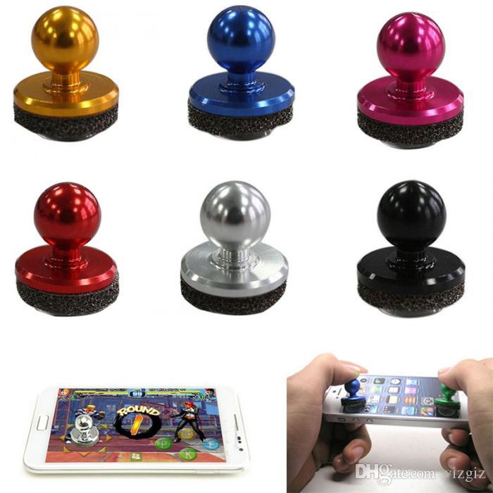 Hot Game Stick Funny Joystick Joypad Arcade Physical Rocker For iPhone iPad Air Android Touch Tablets XXM8