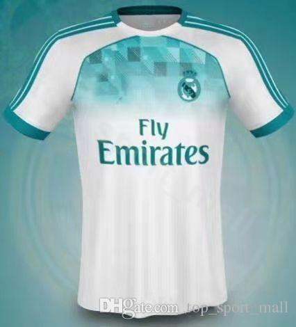 2019 2019 2020 Real Madrid Soccer 11 BALE Jersey Men White 4 SERGIO RAMOS  10 MODRIC 20 ASENSIO 22 ISCO Football Shirt Kits Uniform From  Top sport mall 6cd0a0572
