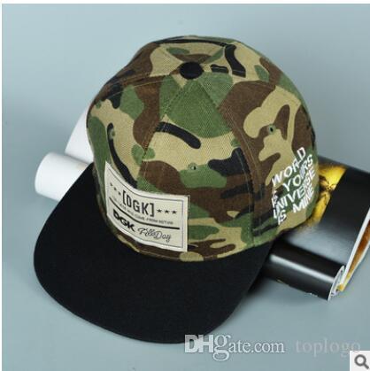 Compre 2018 Marca DGK Snapback Caps Gorra De Béisbol De Hip Hop Plana  Casquette Gorras Sombrero De Camuflaje De Adultos Planas Ajustable Snapback  De Béisbol ... c553407e5cc