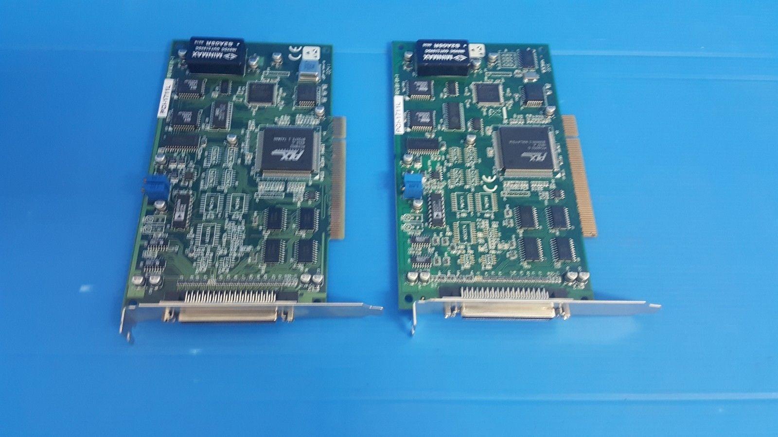 PCI-1711L REV A2 01-1 multi-function data acquisition card spot