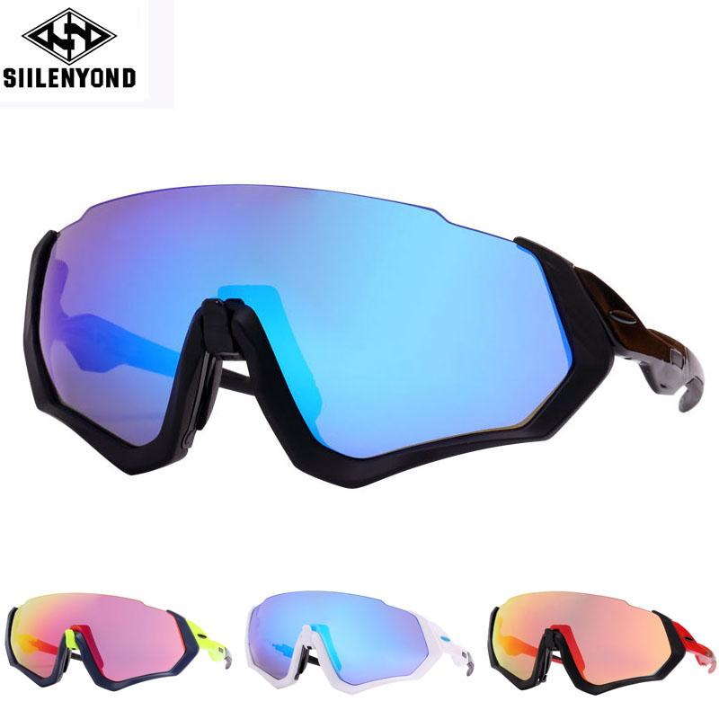 88bb1a93d9 Polarized Cycling Sunglasses Outdoor Sport Bike Glasses Bicycle ...