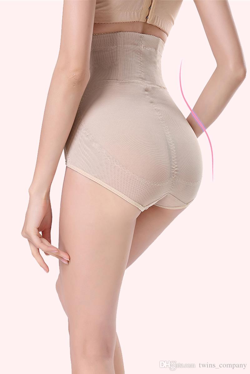 High Waist Trainer Tummy Control Panties Butt Lifter Body Shaper Corsets Hip Abdomen Enhancer Shapewear Underwear Panty Hooks