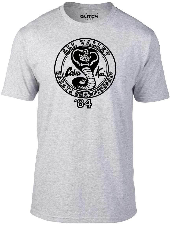 Grosshandel Manner Cobra Kai T Shirt Geschenk Judo Kung Fu Karate