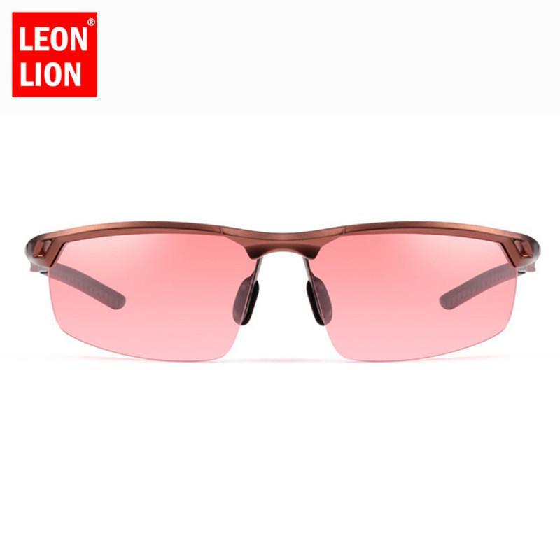 d0b5ec2f26d LeonLion 2018 Polarized Sunglasses Men Vintage Alloy Sunglasses Women Fishing  Goggles Driving Lentes De Sol Mujer UV400 Oculos Electric Sunglasses  Fastrack ...