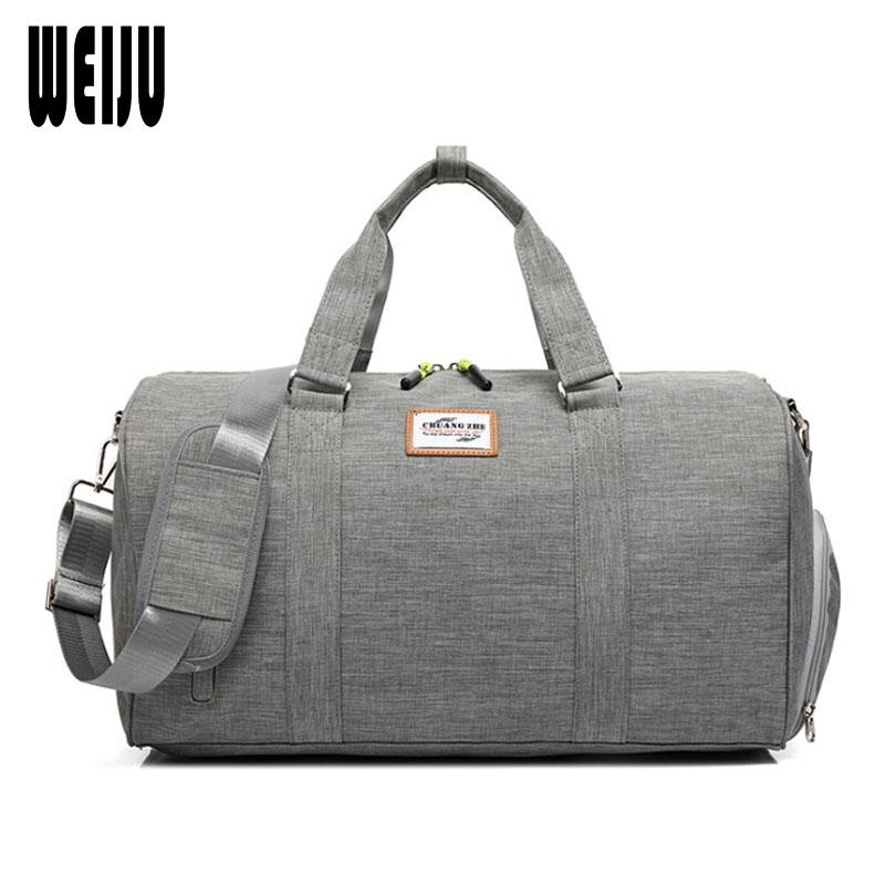 f88629de0f Large Capacity Men Travel Bags Casual Luggage Duffle Bag 2017 New Men s  Quality Hand Traveling Bag Shoulder Bags YR0357 Suitcase Kids Kids  Suitcases For ...