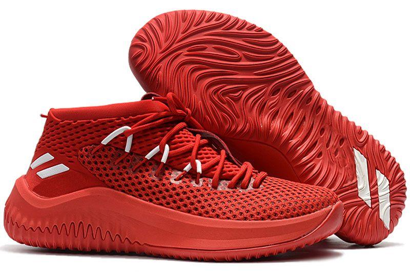 on sale de39d eebab 2019 Hot Sale D Lillard Dame 4 Men Basketball Shoes,Damian Lillard Mens Rip  City Boots Sneakers Top Quality Damian Training Sports Sneakers From  Shoesinc, ...