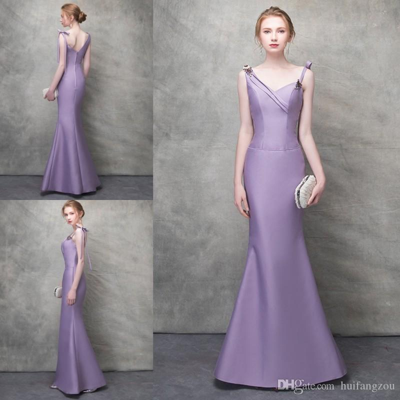 Simple Evening Gowns