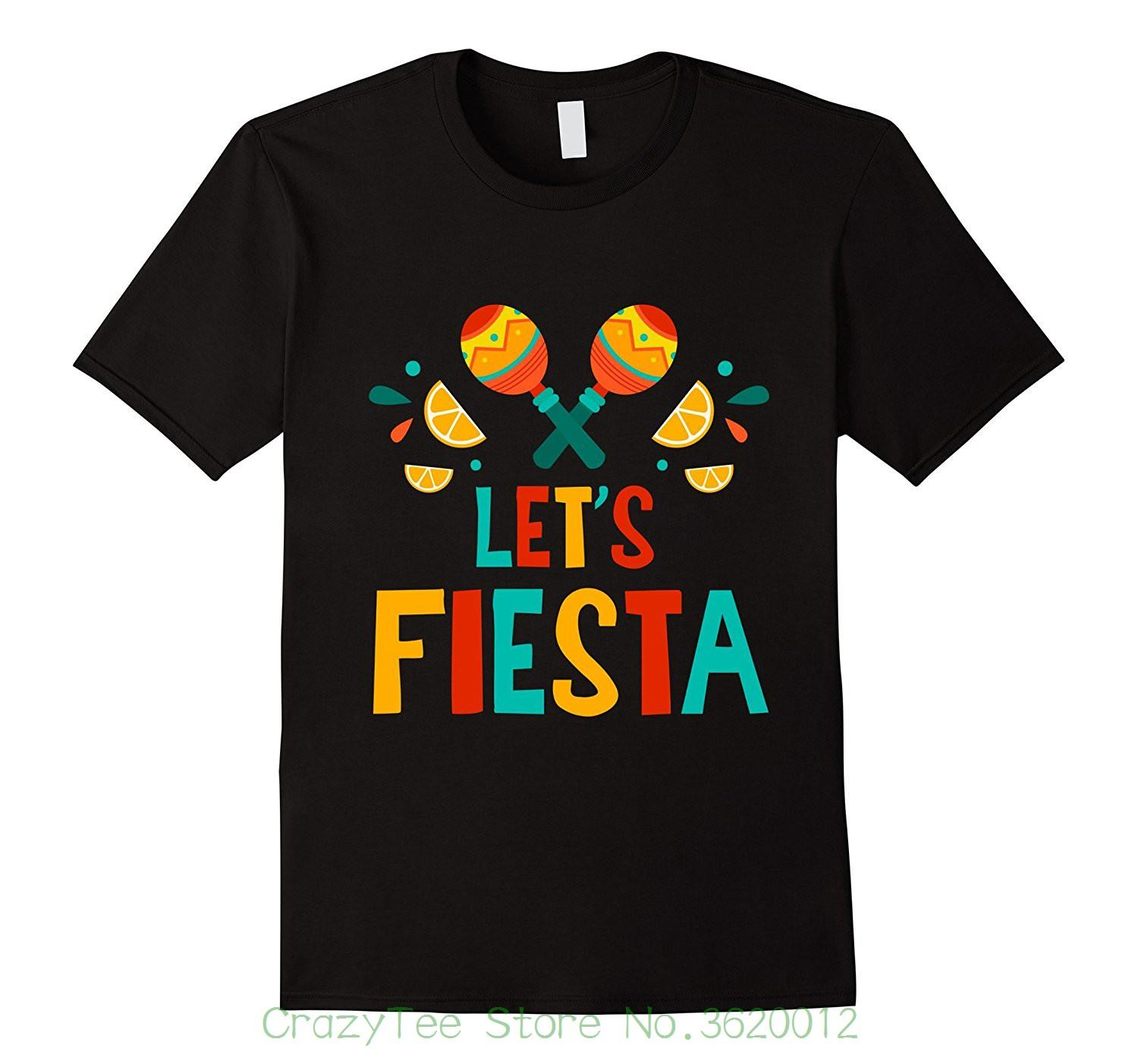 dd01c888d7298 Short Sleeves New Fashion T-shirt Men Clothing Fiesta - Funny Cute Mexico  Mexican Party T Shirt