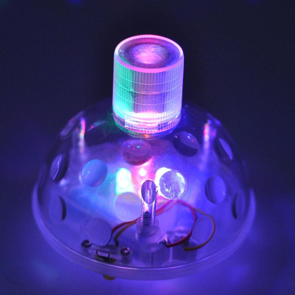 2018 New Led Floating Light Underwater Disco Water Lamps Aqua Glow ...
