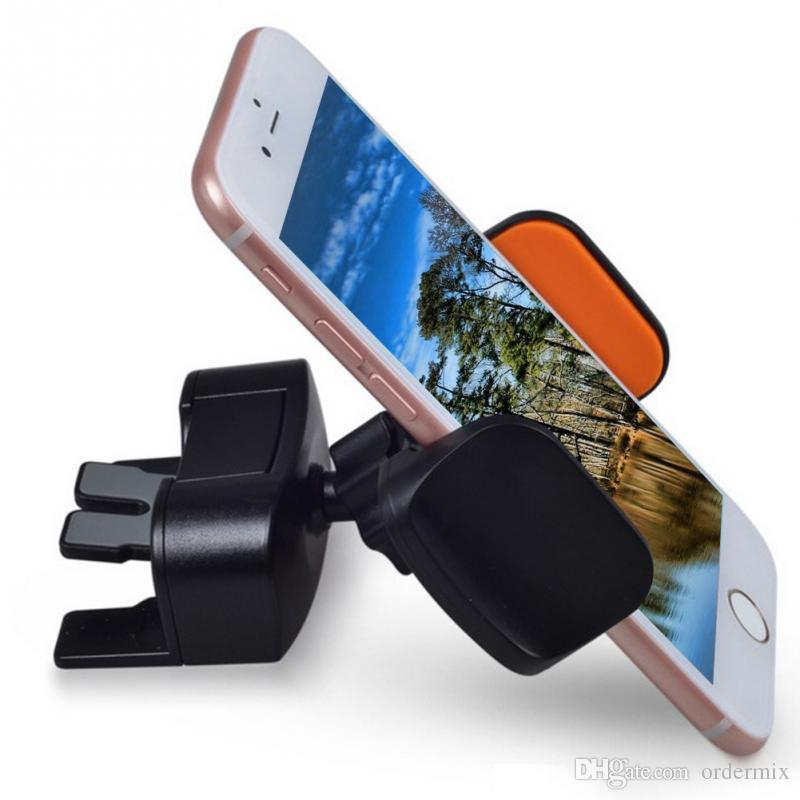 2 in 1 car air vent cd slot mount holder stand for cell phone new