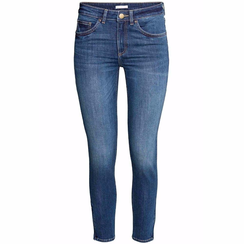 Skinny Blue jeans for women pictures