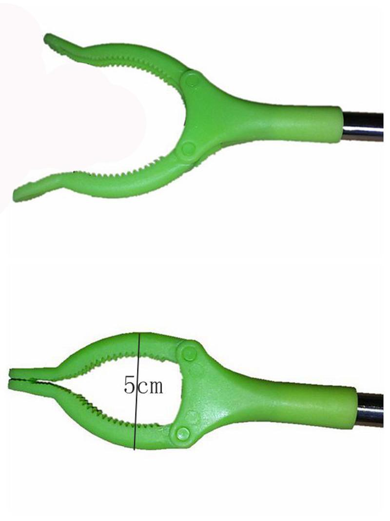 New Arrive Long Reach Extend Arm Helping Hand Pick-Up Tools Gripper Claw Reacher Grabber