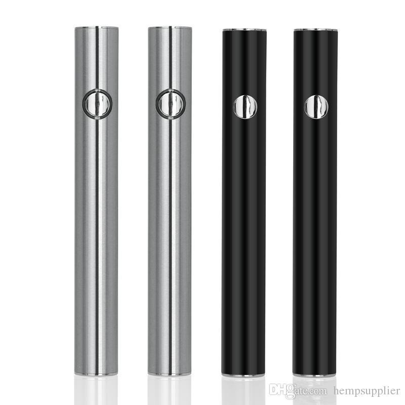 380Mah eSmart Battery Vape Pen Max E Cigarettes Vaporizer Pen Voltage 380mah Preheat Batteries USB Charger Thick Oil Battery