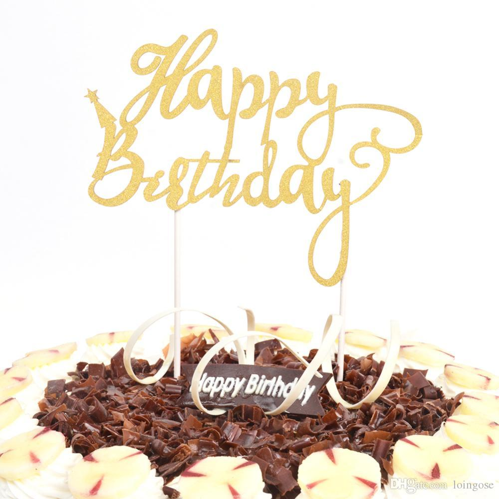 2018 Happy Birthday Lollipop Men And Women Treasure Skirt Birthday