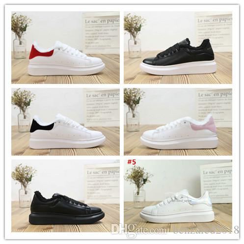 premium selection 16dcf 5d94e Newest Women Mens Keep Warm Designer Platform Shoes Luxury Alexander Queen  Sole Sneakers Casual Sports AAA Quality Chaussures Size 36-44