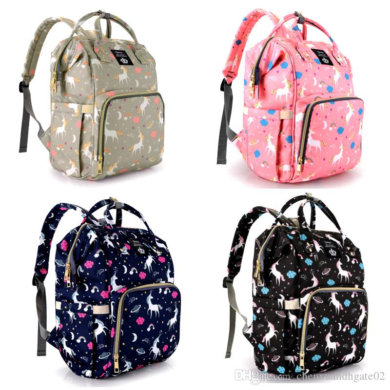 cd970a3df81f 2019 Quenya Diaper Bag Multi Function Waterproof Travel Mom Backpack Nappy  Bags For Baby Care