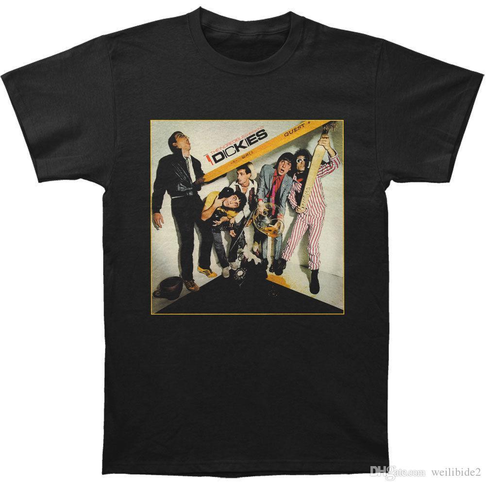 c273dad45e5 Dickies Men S Incredible Shrinking... T Shirt Black O Neck Shirt Plus Size  T Shirt Short Sleeves Cotton T Shirt Fashion Offensive Tee Shirts T Shirt A  Day ...