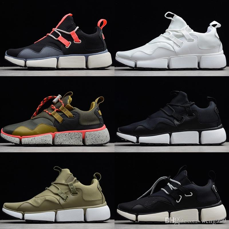4d83a3a33d48 2018 New Hot White Red Black Gray Green Pink Presto Arrowz Pocket ...