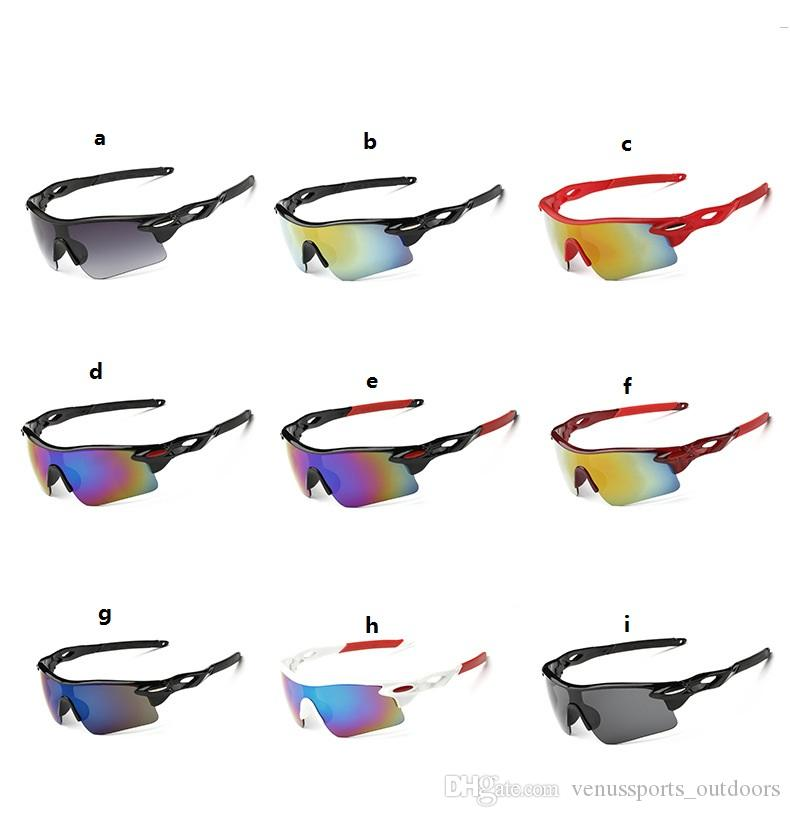 adbe3ef6df Gafas Al Aire Libre Al Por Mayor Para El Verano UV400 Ciclismo Bike Riding  Gafas De Sol Eyewear Outdoor Sports Glasses Bike Goggle Por  Venussports_outdoors, ...