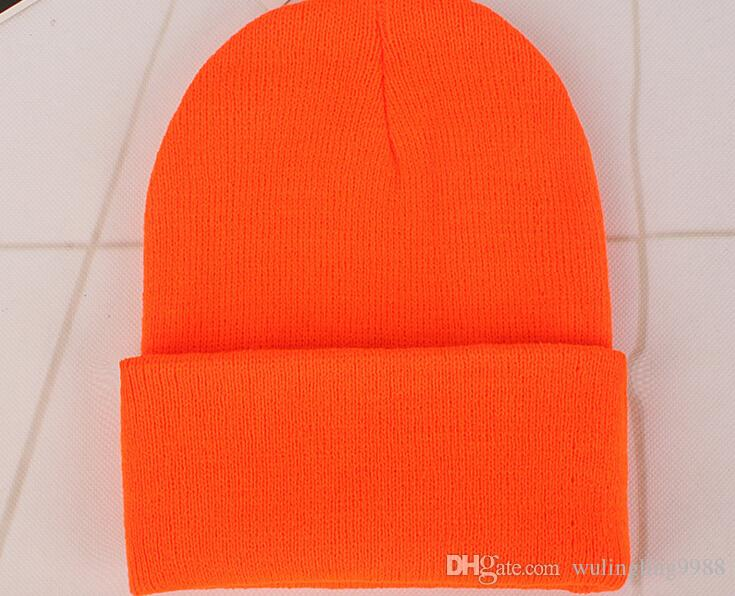 i classico uomo donna Womens Slouch Beanie lavorato a maglia Oversize Beanie Skull Hat Caps Lovers Kintted Cap Solid Beanie Caps