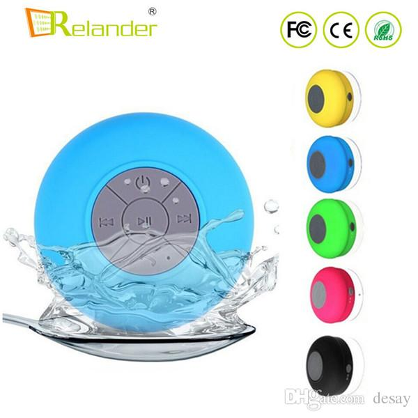 portable consumer music bluetooth in hand audio item mini speaker for phone wireless colorful player free plastic waterproof bathroom from car speakers receiver