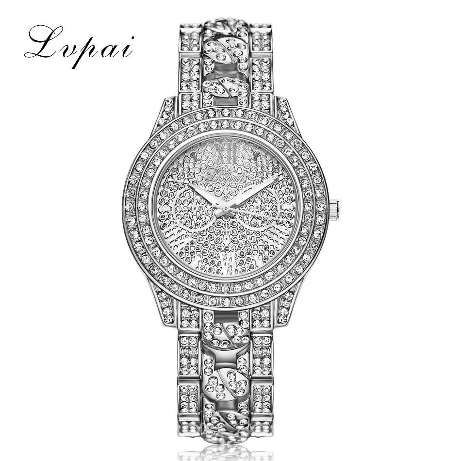 cf60038503b Compre Relógio De Ouro Das Mulheres Pulseira Relógio Novos Produtos De  Marca De Luxo Completa Relógios De Aço Relógio De Presente De Qualidade De  Quartzo ...