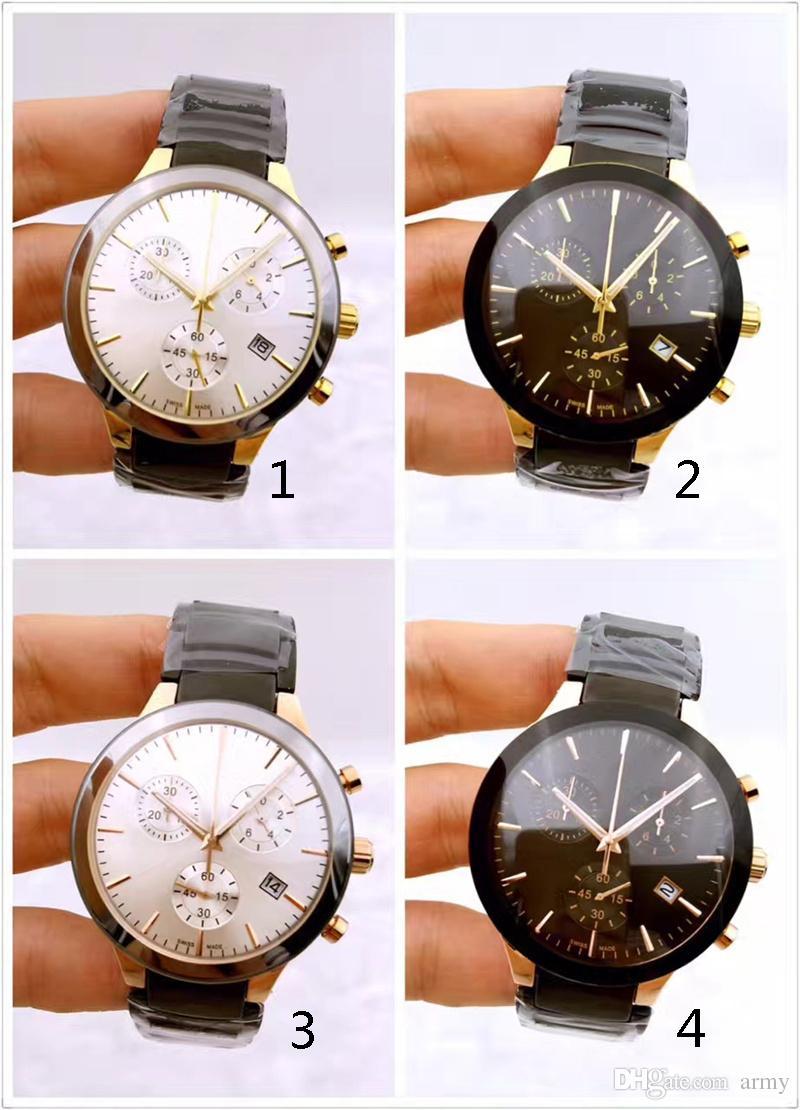 44c12a576aa Compre TOP Qualidade Homens Mulheres Relógio Militar À Prova De Arranhões  Automático De Quartzo Relógios Digitais Relógios Frete Grátis De Army
