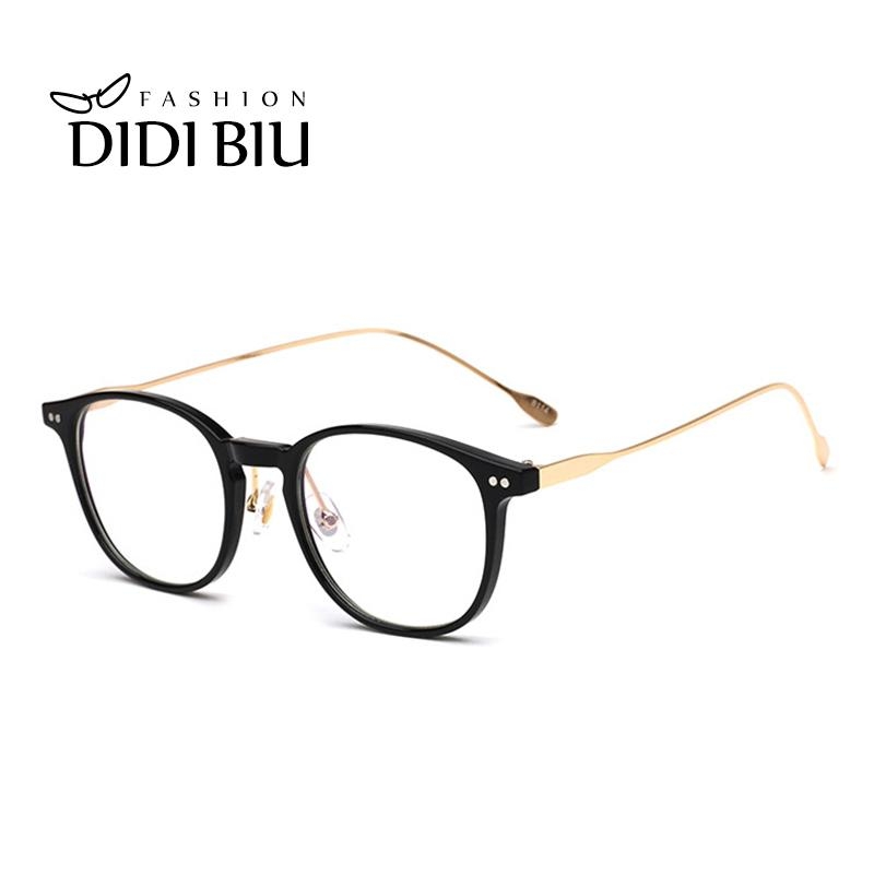 cd0283474d TR90 Eyeglasses Frame Customized Lens Optical Prescription Glasses ...