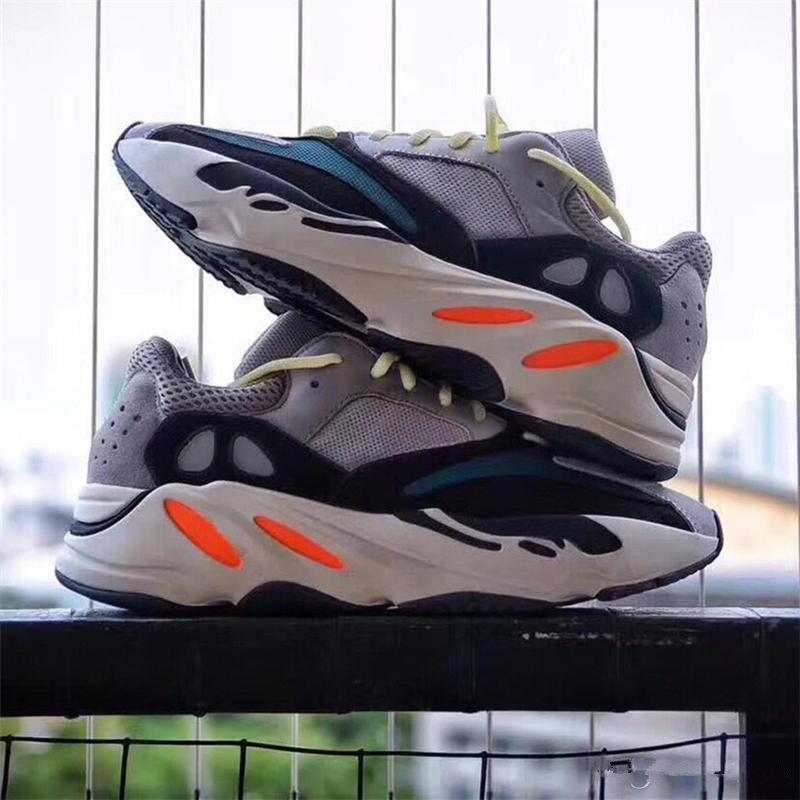e907230db8c72 Hot Sale 2018 Cheap Wholesale Boots Sports Shoes Kanye West Wave ...