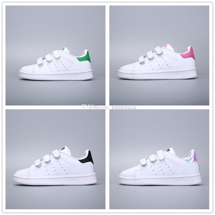 Enfants Chaussures Stan Smith Marque Acheter Nouvelle Adidas EDeW9YIH2