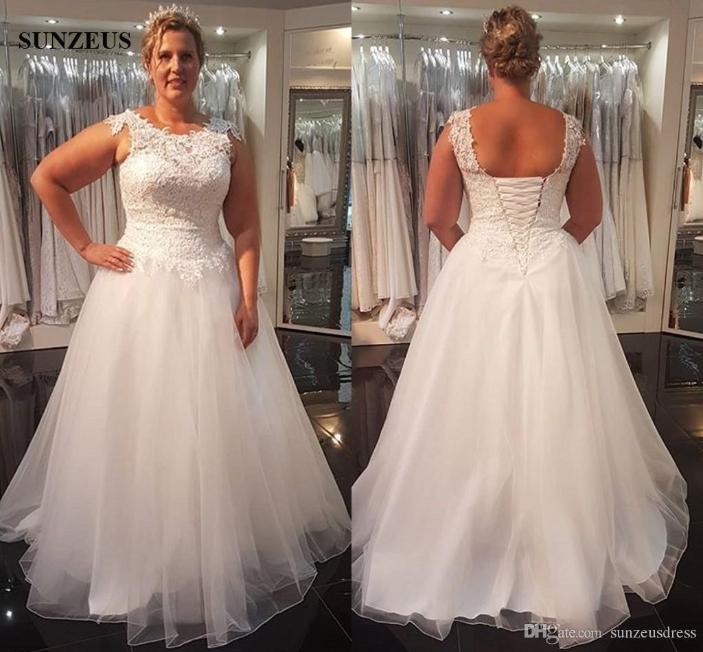 Cheap Empire Waist Wedding Dresses Spaghetti Straps Discount Model Muslim Wedding  Dresses 5790872a691c
