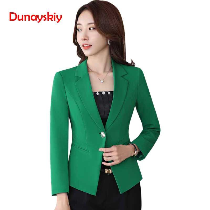 Back To Search Resultswomen's Clothing 2019 New Fashion Women Blazers And Jackets Korean Style Female Blue Blaser Coat Femme Feminino Plus Size Work Wear Suit