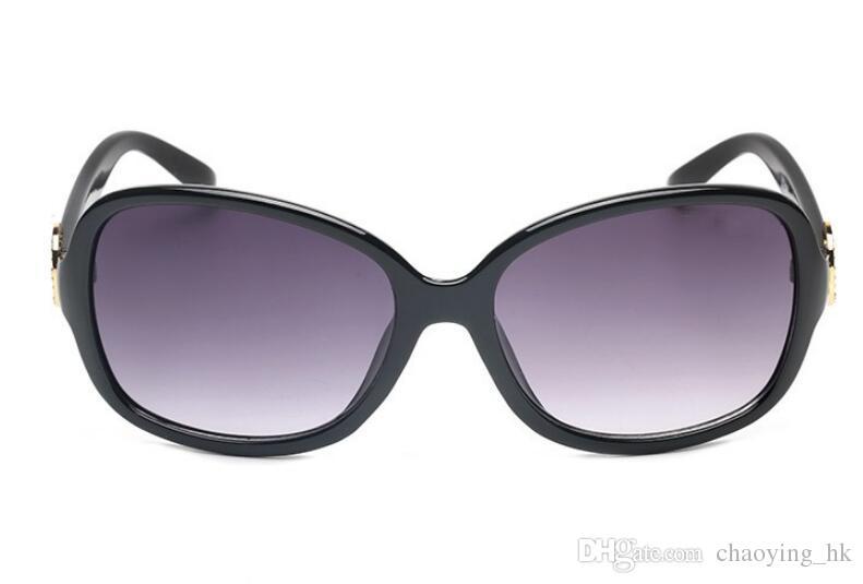 d3efbc2533 Women s Big Frame Round Face Sunglasses New Fashion Sunglasses ...
