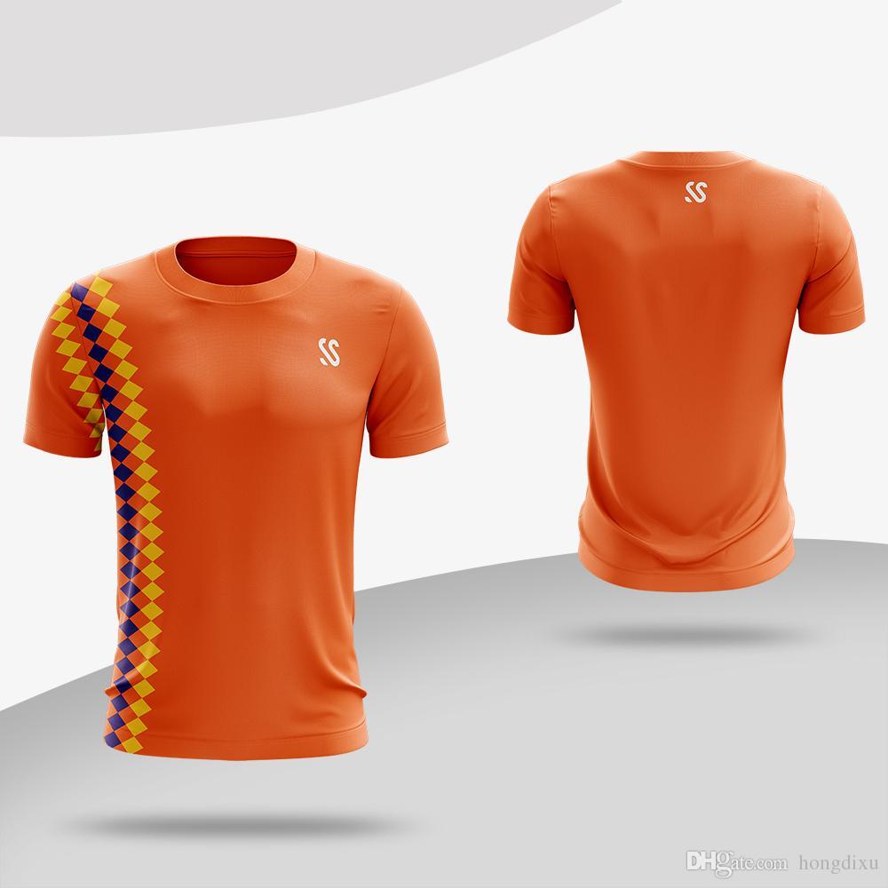 35f50e049 2018 New Badminton Sports Shirt