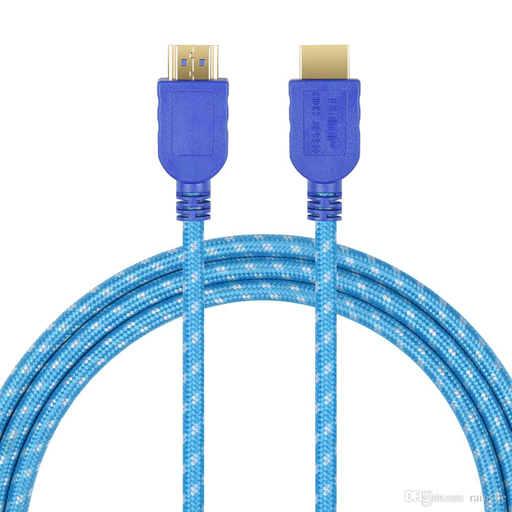 1.5m Hdmi Cable Male To Male For Xiaomi Projector For Switch Ps4 ...