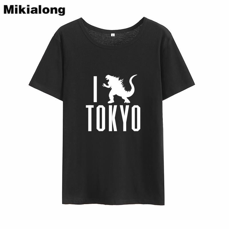 4c56d14a Women'S Tee Mrs Win Tokyo Dinosaur Japanese Cartoon T Shirt Women Harajuku  Streetwear Women Summer T Shirt Tops Ulzzang Cotton Haut Femme Shirts And  Tshirts ...