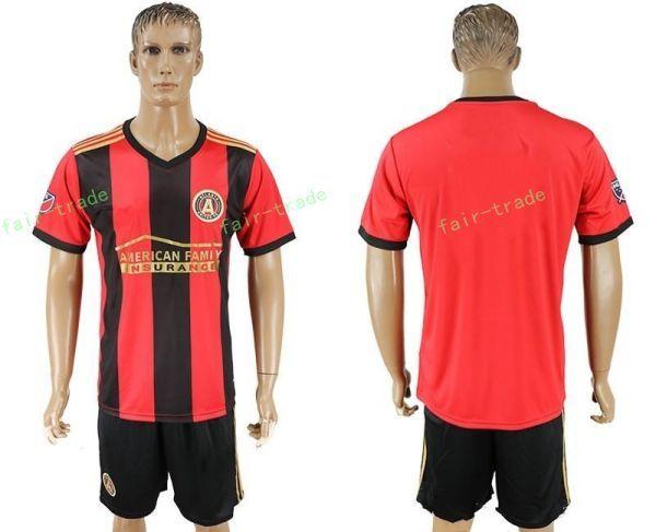 9e048d67e 2019 FC Men MLS Soccer Jersey Atlanta United Set 10 Miguel Almiron 7 Josef  Martinez 4 Greg Garza Football Shirt Kits Uniform Team Red From Fair Trade