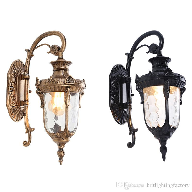European outdoor wall lamp retro garden aisle solar porch light european outdoor wall lamp retro garden aisle solar porch light villa balcony exterior wall lamp led outdoor waterproof walllamp exterior modern wall sconce aloadofball Images